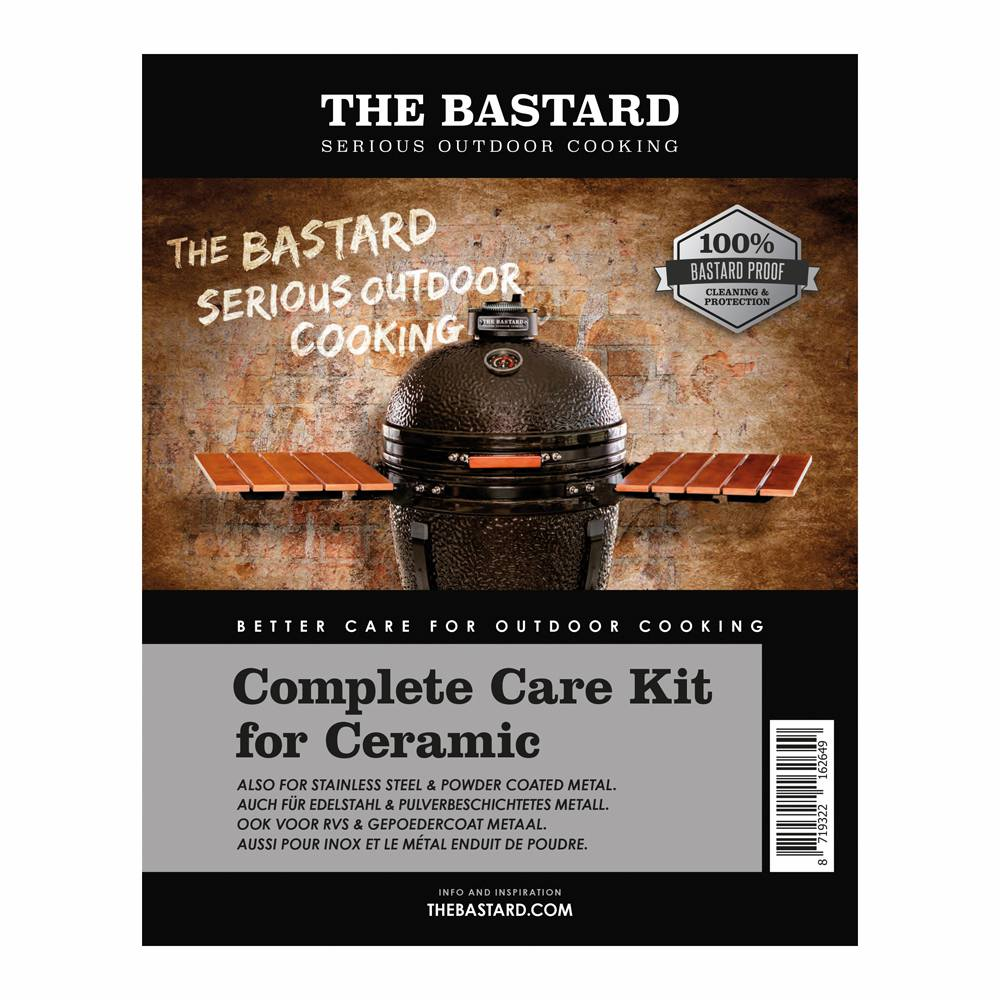 The Bastard Ceramics Clean Set 2x 500ml 1