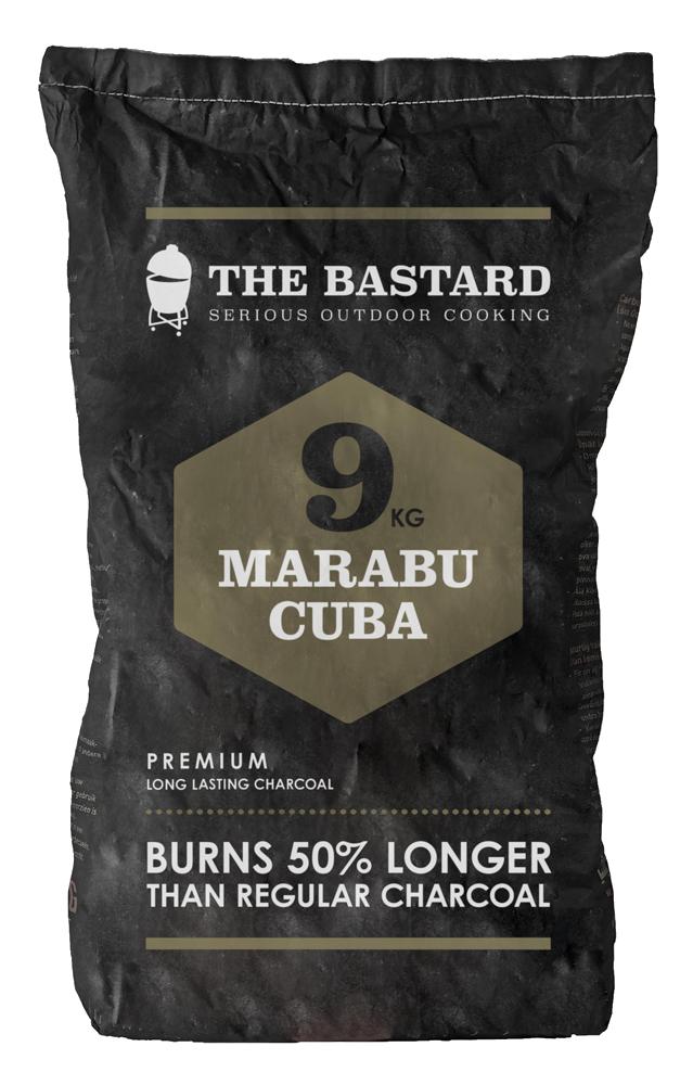 The Bastard Charcoal Marabu 9 kg 1